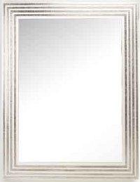 Santangelo design prodotti specchi con cornice in legno - Specchio cornice bianca ...