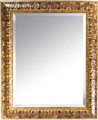 Santangelo design prodotti specchi con cornice in legno for Specchio cornice argento